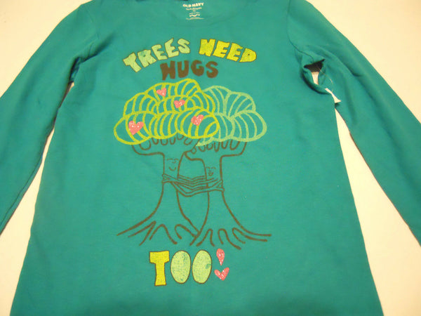 Old Navy Girls Tee Shirt Sz M 8