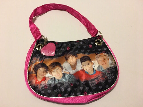 One Direction Girls Purse Tote Bag Handbag 1D