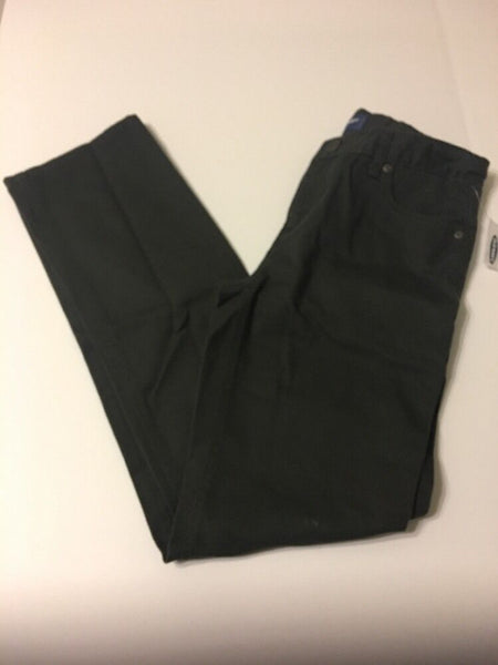 Old Navy 5-Pocket Denim Boys Pants Size 12 Adjustable Waistband