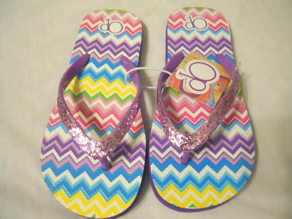 Kids Girls Flip Flops Shoes XS S M L XL Children Beachwear U Pick