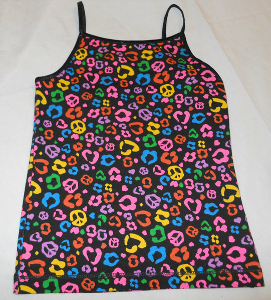 NEW Girls Shirts Faded Glory Satin Trim Cami Tank Top Size XS S M L XL