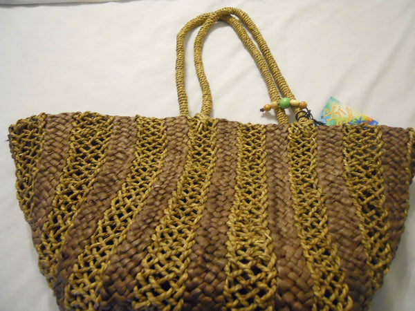 Beach Shoulder Bag Tote Sun N Sand Purse Women