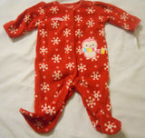Carter's Child of Mine Sleep n Play Outfit BodySuit Baby Girls