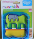 Sandwich Cutter Kids Fun Lunch Kitchen Tool