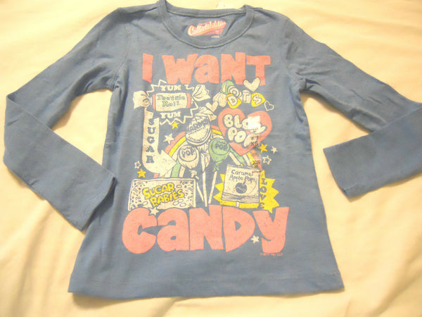 Old Navy Girls Tee Shirt Sz XS S M L XL Collectabilitees Children Kids