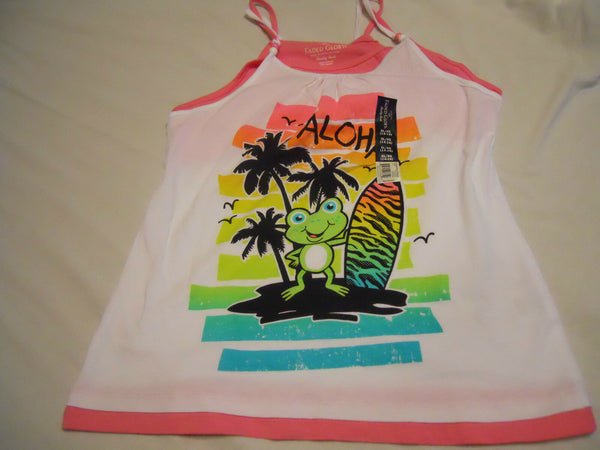 Girls Shirts Cami Sz XS S M L XL Beaded Mock Tank Top