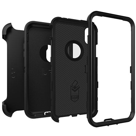 OtterBox Defender Series Screenless Edition Case for iPhone X/Xs