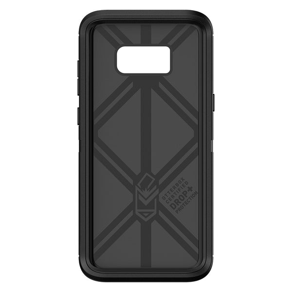 OtterBox Defender Series for Galaxy S8+ (Black)