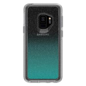 OtterBox Symmetry Clear Series for Samsung Galaxy S9 Aloha Ombre