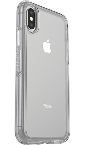 OtterBox Symmetry Clear Series for the iPhone X