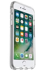 OtterBox Symmetry Clear Series for iPhone 8 and iPhone 7, Clear