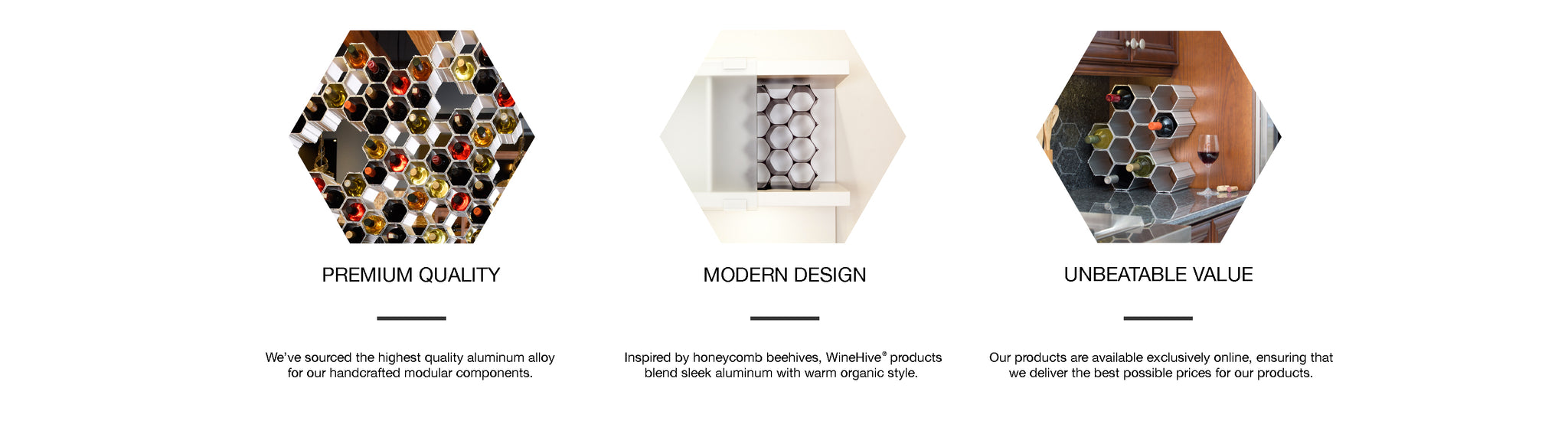 WineHive Quality Modern Design Value