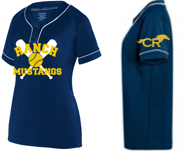 Ladies Cy Ranch Jersey