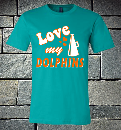 NEW 2020 Love my Dolphins