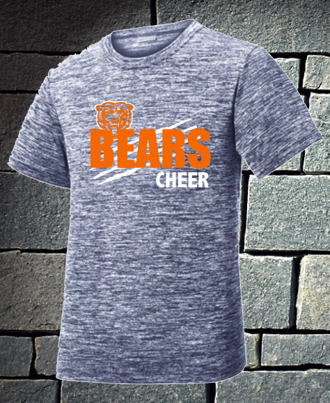 Bears Cheer with Claw
