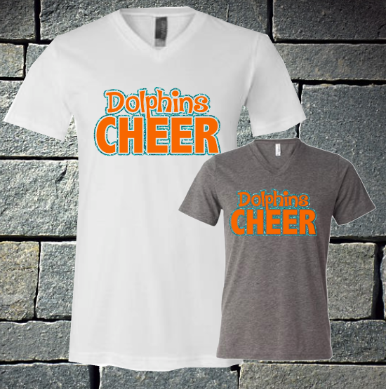NEW 2020 Dolphins Cheer