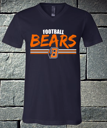 NEW 2020 Bears Football - ladies