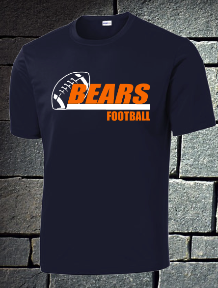 NEW 2020 Bears Football  with line- mens