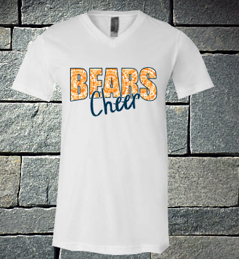 NEW 2020 Bears Cheer tie dye!
