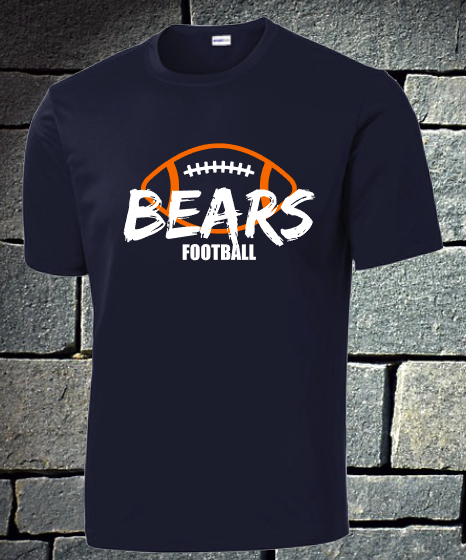 NEW 2020 Bears football - mens
