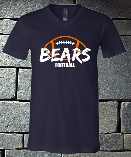 NEW 2020 Bears football -ladies