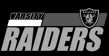 Raiders Football Varsity ROSTER 2020