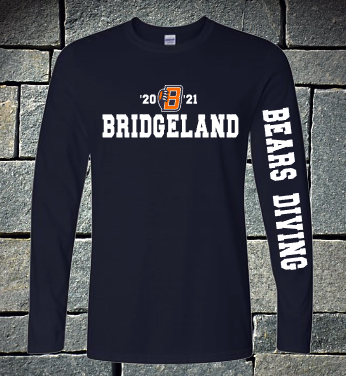 Bears Diving Long Sleeve 2020