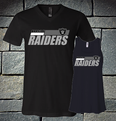Raiders 2020 - ladies t-shirt and tank