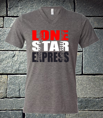 LSE grey large laces- t-shirts, dri fit, and ladies