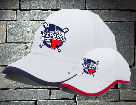 Lone Star Active Cap Embroidered