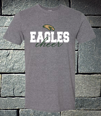 Cy Falls Cheer T-shirt and Dri Fit