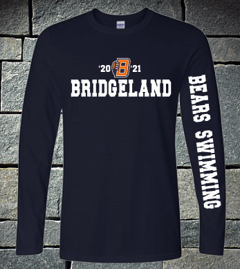 Bears Swimming Long Sleeve 2020
