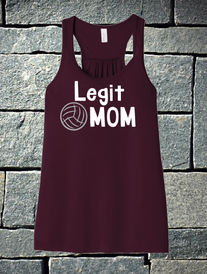 Legit Mom Volleyball
