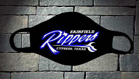 Rippers mask - logo