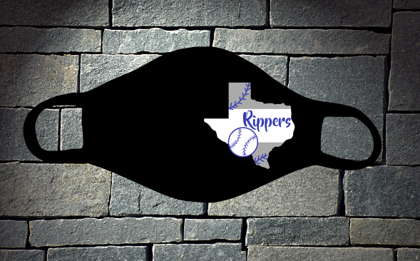 Rippers mask - Texas