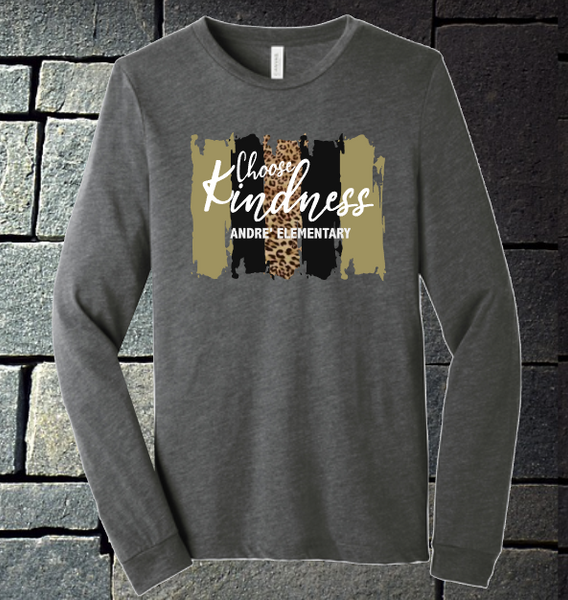 Choose kindness swashes - long sleeve