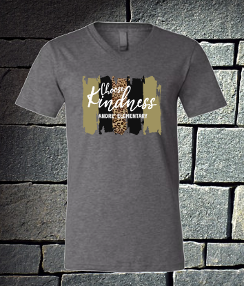 Choose kindness swashes - short sleeve