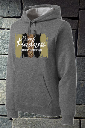 Choose Kindness Swashes - Hoodie