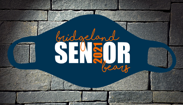 Bridgeland Bears Senior - mask