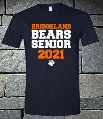 Bridgeland Bears Senior 2021 Block