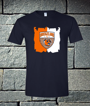 Bridgeland Soccer t-shirt - youth and adult