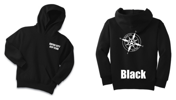 BCJC Hooded Sweatshirt