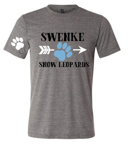 Swenke Arrow with Paws
