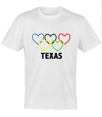 Hearts and Texas Special Olympics