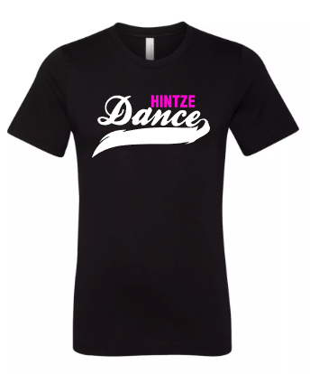 Hintze Dance - no personalization
