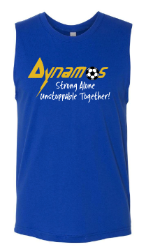 Dynamos Strong alone. Unstoppable together!
