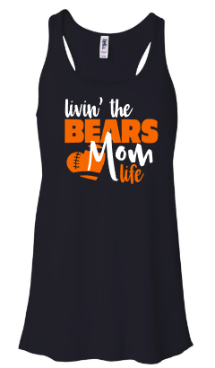 Livin' the Bears Mom Life