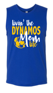 Livin' the Dynamos Soccer Mom Life