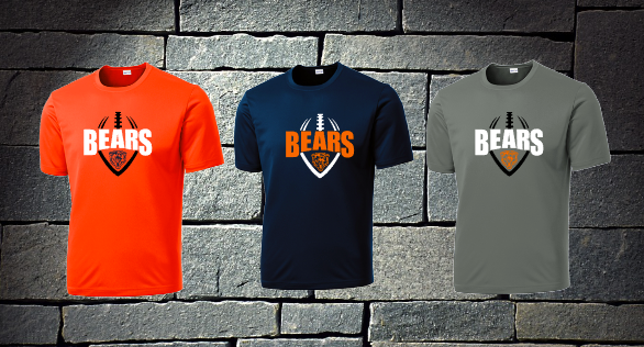 Bears Football Mens