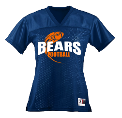 Bears Flag Football jersey